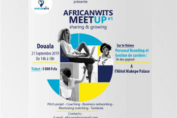 Africanwits MeetUp #1 - test