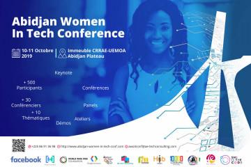 Abidjan Women In Tech Conf