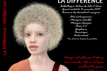 Récital La Différence – Abidjan 2019