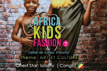 Africa Kids Fashion