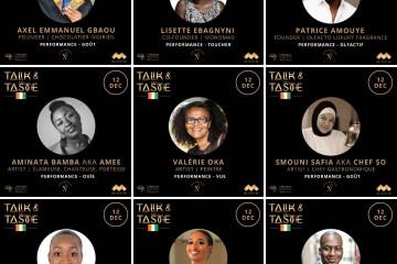 Talk & Taste #3 Abidjan