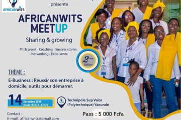 AFRICANWITS MEETUP #2