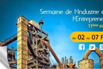 Semaine de l'Industrie et de l'Entrepreneuriat – 11ème édition