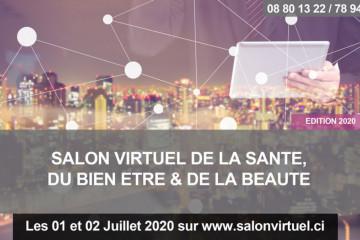 SALON VIRTUEL DE LA SANTE, DU BIEN ÊTRE & DE LA BEAUTÉ
