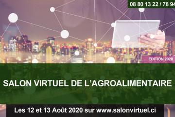 SALON VIRTUEL DE L'AGROALIMENTAIRE