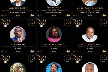 Talk & Taste #4 Abidjan