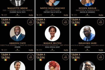 Talk & Taste #6 Dakar