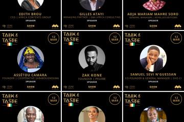 Talk & Taste #5 Abidjan