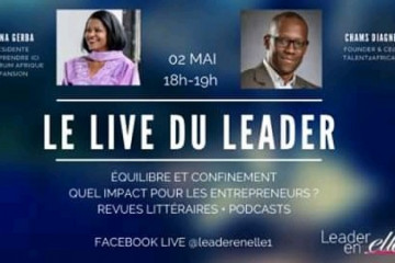 LE LIVE DU LEADER
