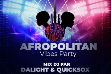 AFROPOLITAN  Vibes party