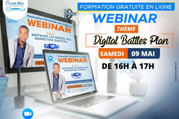 Digital Battle Plan - Plan de Communication Digital