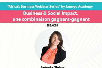 Africa's business webinar series by Janngo Academy