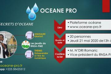 OCEANE PRO WEBINAR