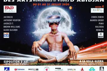 Rencontres Internationales des Arts Numériques d'Abidjan