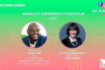 [LIVE] Mobile et expérience utilisateur : Entretien avec Jean-Louis Ntang-Beb