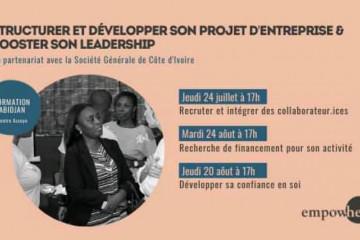 WOMEN'COMMUNITIES BY EMPOWHER COTE D'IVOIRE