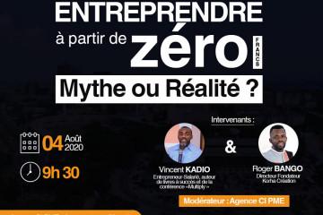 WEBINAR AGENCE COTE D'IVOIRE PME