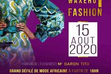 Défilé WAXEHO FASHION 2020