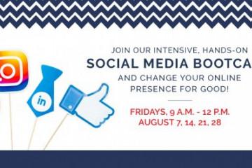 Virtual Social Media Bootcamp: Instagram