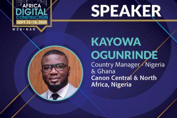 Africa Digital Construction 2020 webinar