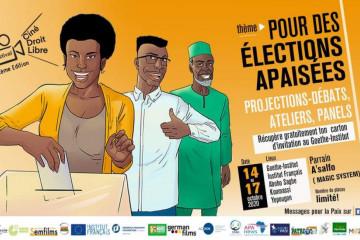 Ciné Droit Libre, festival de films sur les droits humains et la liberté d'expression 4e EDITION