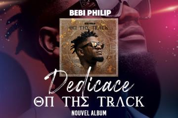 """Dédicace du Nouvel album """" ON THE TRACK """" de Bebi Philip"""