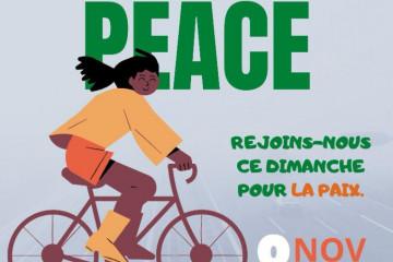 RIDE FOR PEACE ABIDJAN