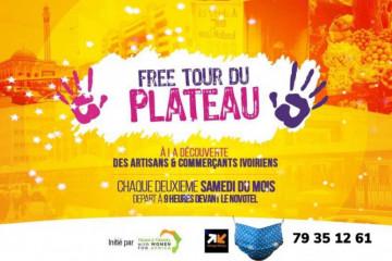 City Tour Gratuit du Plateau par l'association Train & Travel