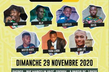 LAB.Abidjan • STAND UP