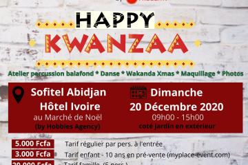 Happy Kwanzaa, un Noël à l'Africaine