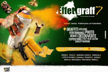 Effet Graff Bénin 7e édition