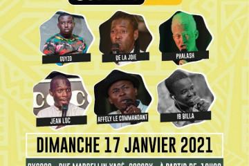 Africa Comedy LAB.Abidjan
