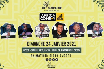 AFRICA COMEDY LAB