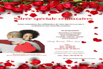 Soirée des célibataires de Douala