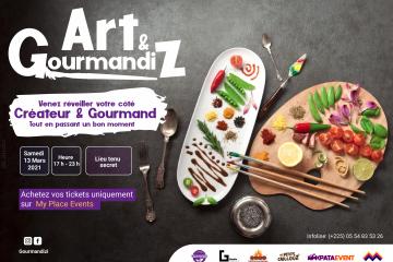 ART & GOURMANDIZ