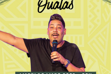 OUALAS ONE MAN SHOW