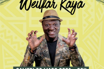 WEILFER KAYA / ONE MAN SHOW