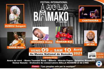 Festival International Holà Bamako