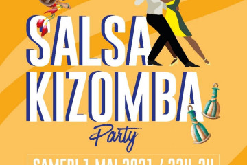 SALSA - KIZOMBA PARTY