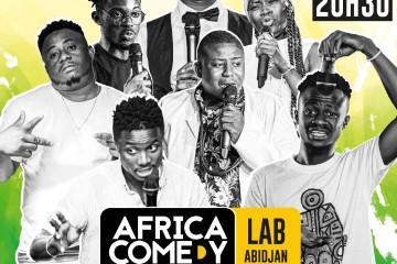 AFRICA COMEDY LAB ABIDJAN