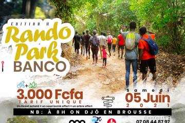 RANDO PARK BANCO - EDITION II