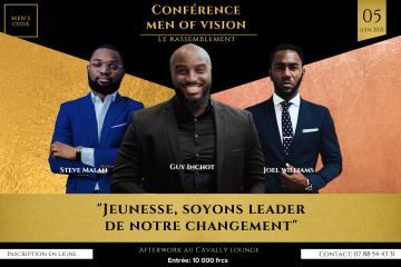 Conférence Men of Vision