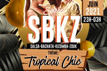 Soirée SBKZ Tropical Chic
