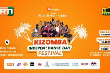 KIZOMBA INDÉPEN'DANSE DAY FESTIVAL