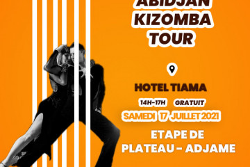 BABI KIZOMBA TOUR