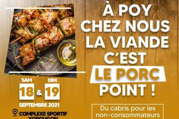 Festival DU PORC d'Abidjan- FESPA EDITION 3