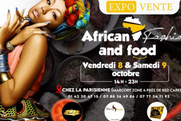 AFRICAN FASHION AND FOOD